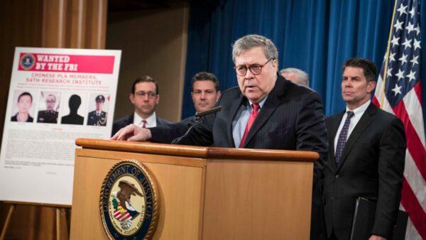 美國起訴中共軍方4黑客 涉美最大個資盜竊