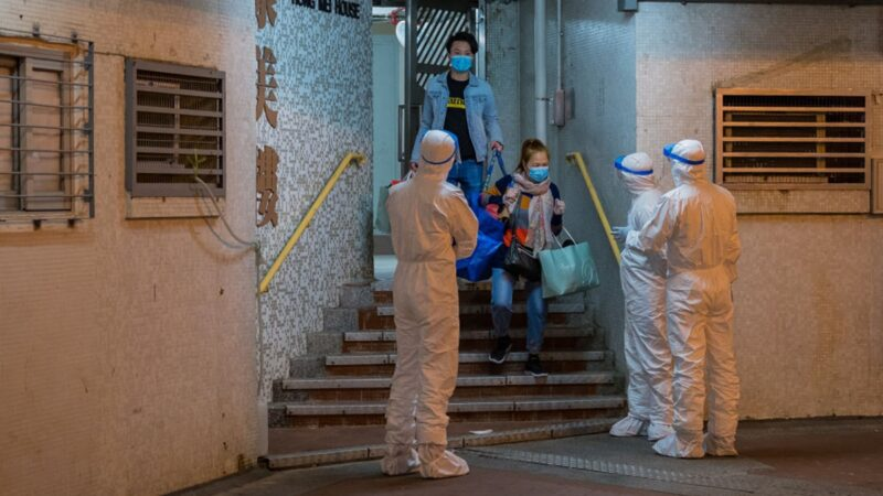 【直播回放】2.11疫情追踪:担心防疫威胁经济 北上广深冒险复工
