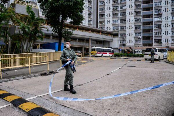忧疫情扩散 美国允驻香港领事馆人员撤离