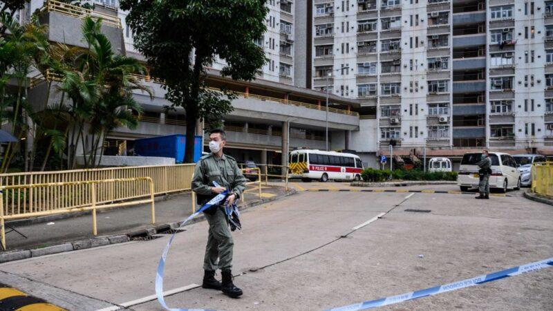 憂疫情擴散 美國允駐香港領事館人員撤離