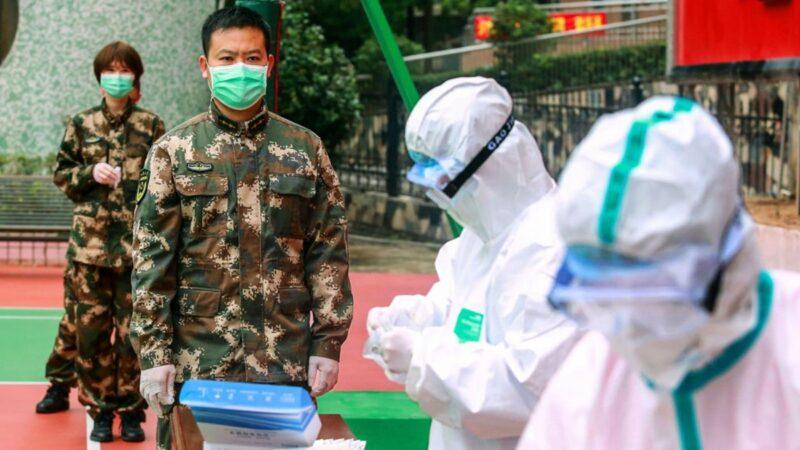 疫情冲击中共军队:征兵延期 军演叫停