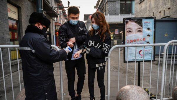 【江峰時刻】北京疾控中心稱「大戰來臨」竟與習近平的結論相背?