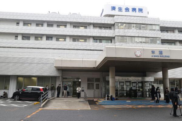 武漢肺炎難掌握 和歌山醫院憂院內感染