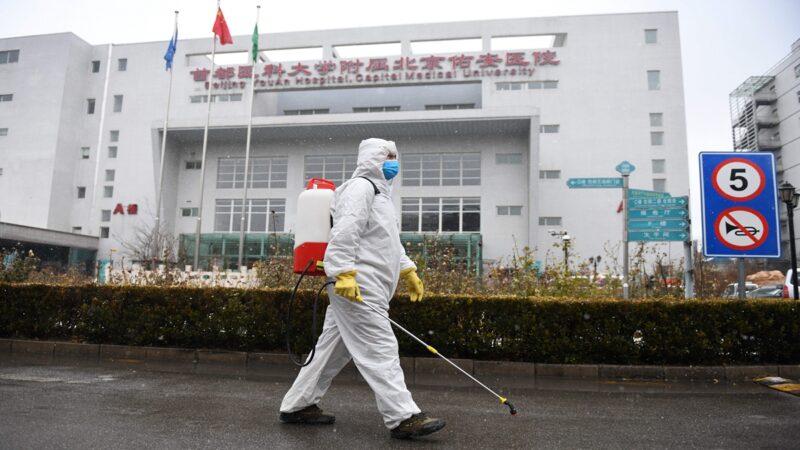 北京恐怖疫情:女孩死亡多日无人知 楼道都臭