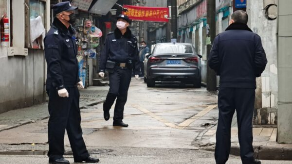 武漢病毒以外又一病毒擴散 中國一片恐慌(視頻)