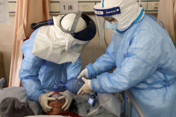 網傳武漢一線醫生透內情:現在都是安慰治療