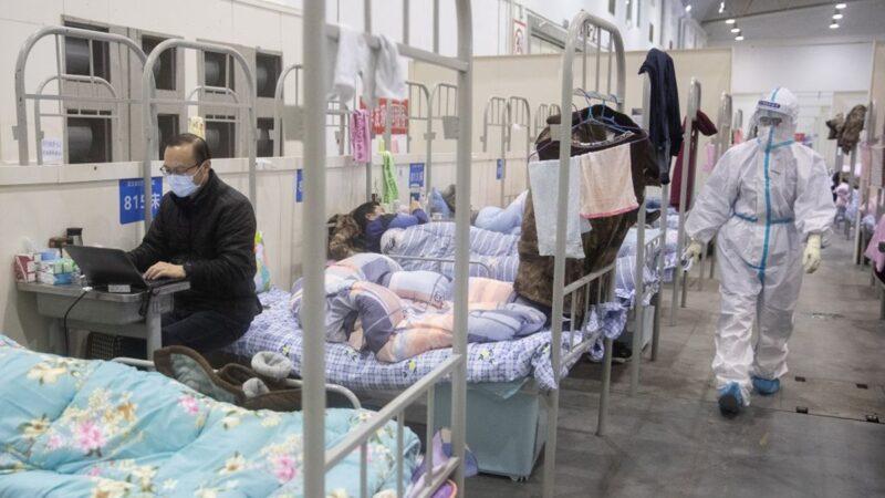 【禁闻】记者直击:CT确诊了 患者仍在等待