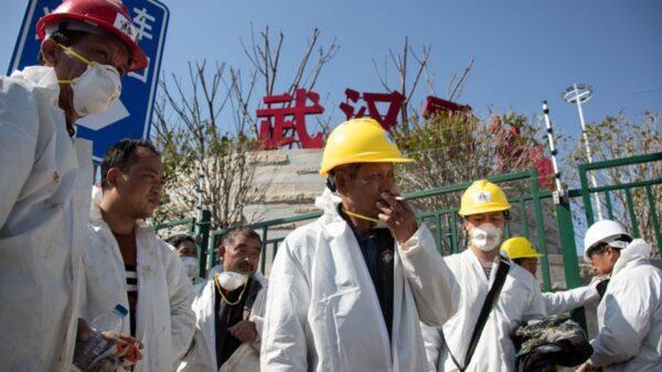 前線志願者:武漢日燒2千屍 重癥死亡率超5成
