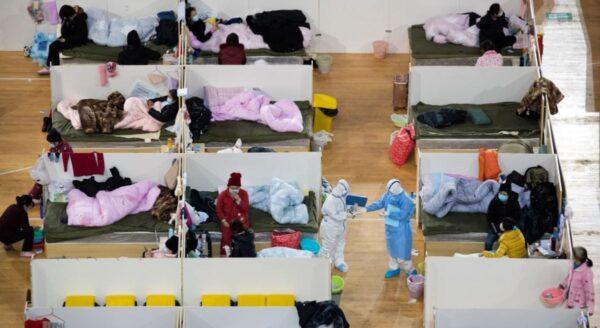 武漢非新冠患者被強制入院 與感染病人同住
