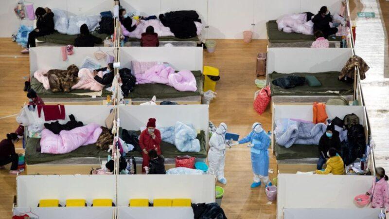 官稱2月結束疫情  醫生爆料:運動式抗疫強制出院