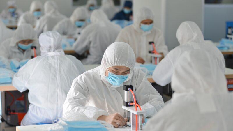 中國各地冒死復工 感染肺炎不算工傷