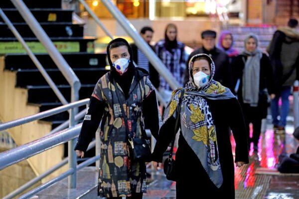 伊朗感染源疑来自中国工人 传首都官员感染当局否认