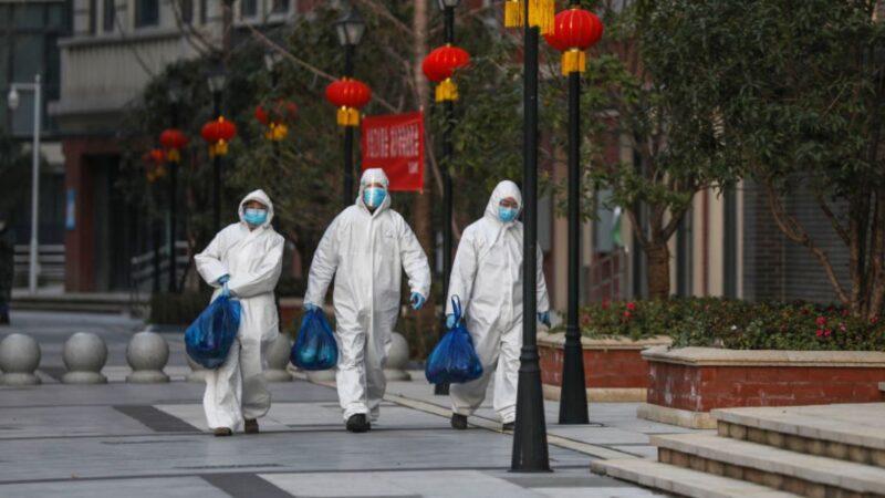 變異加劇 武漢新冠病毒屢現反常傳染模式
