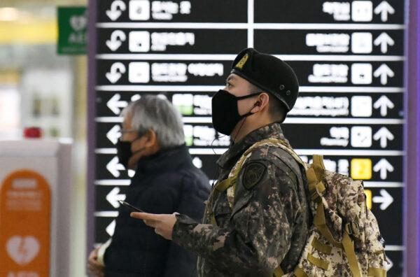 駐韓美軍確診首例武漢肺炎 被要求基地外隔離