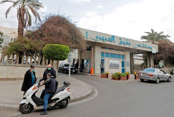 武漢肺炎 黎巴嫩現首起病例 伊朗已4人死亡
