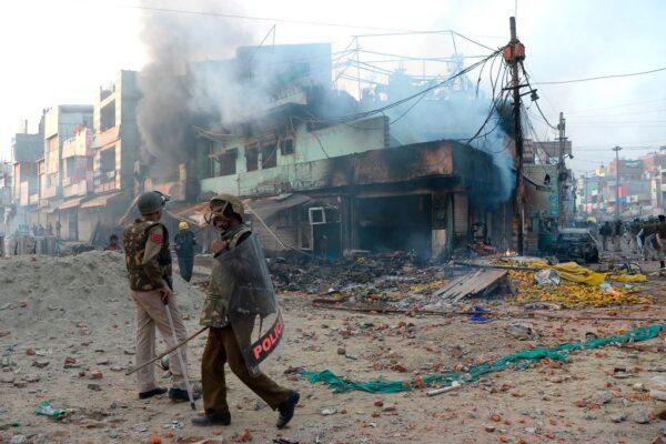 反公民法示威 印度爆衝突釀5死90傷