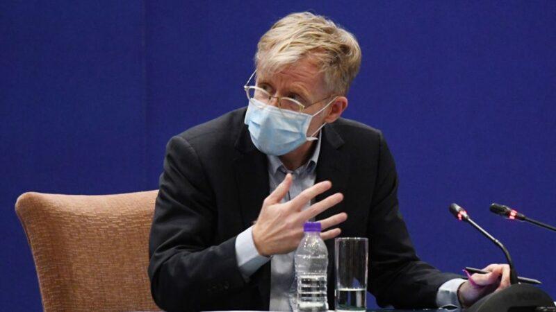 世衛專家袒護中共:若我感染想在中國治療