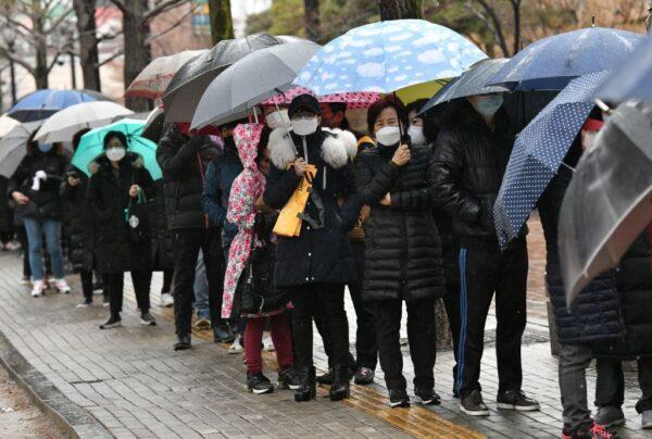 韩最年幼武汉肺炎病例 45天男婴父母都感染
