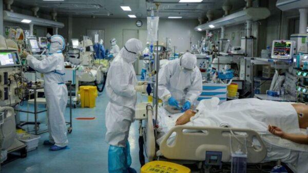 中国论文:武肺病毒可致肾衰竭 或经尿液传播