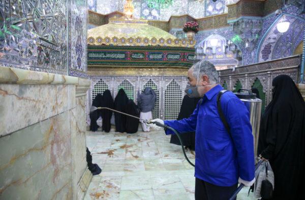 伊朗醫生驚曝多城疫情失控 伊斯法罕市逾萬人感染