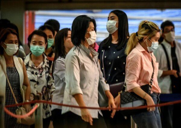 隐瞒赴北海道 泰国新增3起武汉肺炎病例