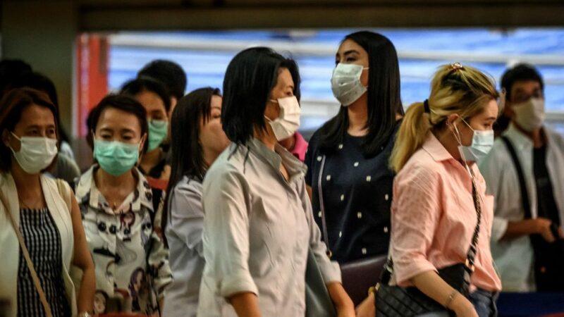 隱瞞赴北海道 泰國新增3起武漢肺炎病例