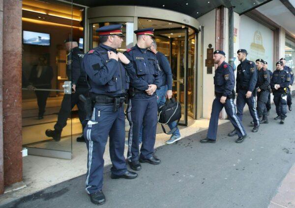 奧地利淪陷 意藉女員工確診 飯店遭封鎖