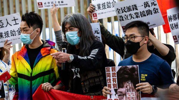 香港政府宣布每个港人派发1万港币 但藏魔鬼细节