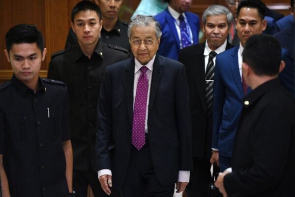 詭譎多變 馬來西亞希盟改推馬哈蒂爾任首相