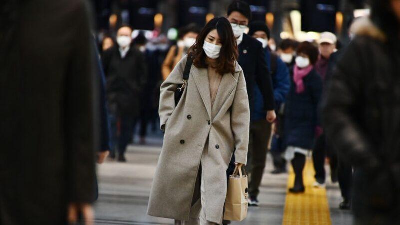 中國大媽日本插隊買口罩 引發3國混戰(視頻)