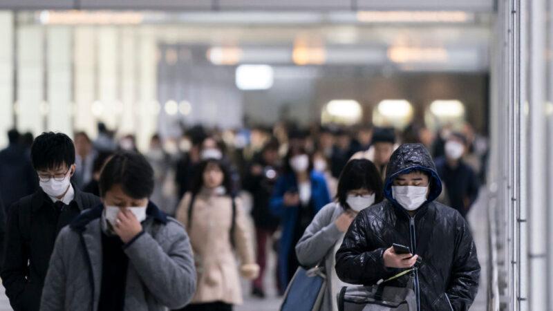 武汉肺炎在日延烧 东京新增5例 台父子船上相继染病