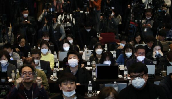 武漢肺炎:韓國出現「超級毒王」 與37人確診有關