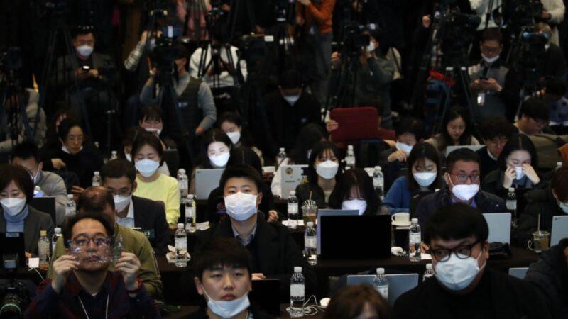 """武汉肺炎:韩国出现""""超级毒王"""" 与37人确诊有关"""