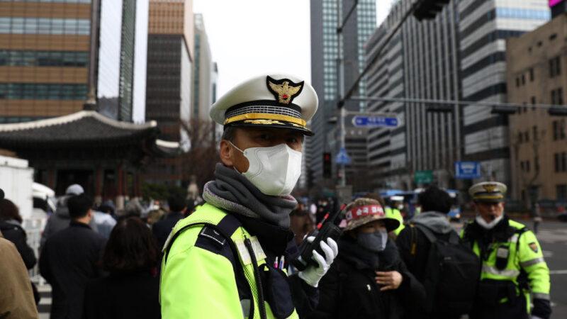 武汉肺炎疫情告急 韩预警调最高级 暂停室内外活动