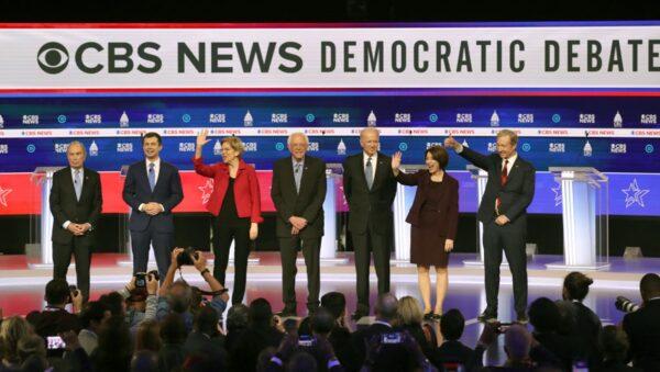 2020大選民主黨第10次辯論會 一文看懂
