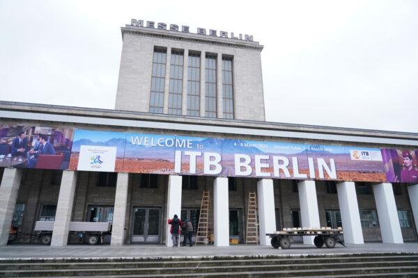 武漢肺炎確診增加 德國柏林國際旅展喊卡