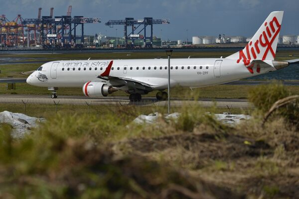 需求下降 维珍澳洲航空永久停飞香港航线