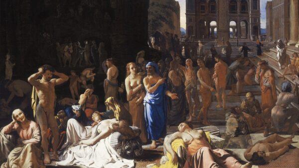 【歷史上的瘟疫】被瘟疫摧毀的強大雅典