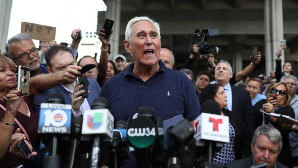 司法部長介入斯通量刑 參院共和黨人發聲支持
