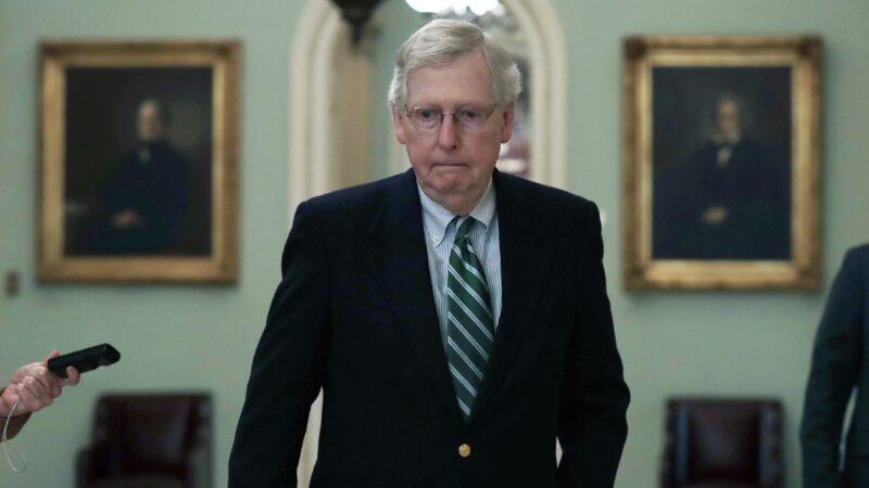 参院通过限制战争权决议 川普或动用否决权
