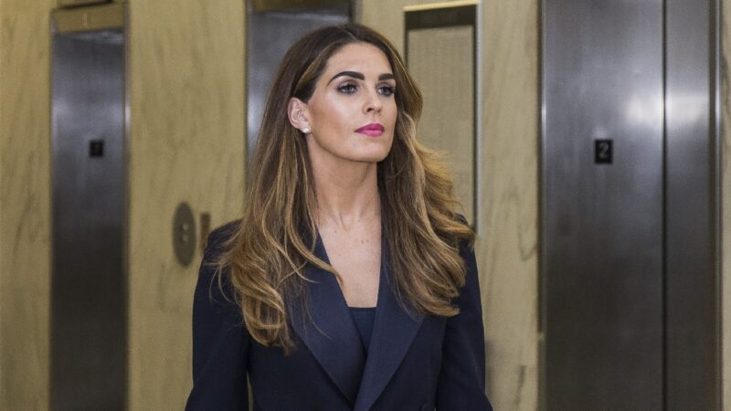 前美女通讯主任将重返白宫 改任总统顾问