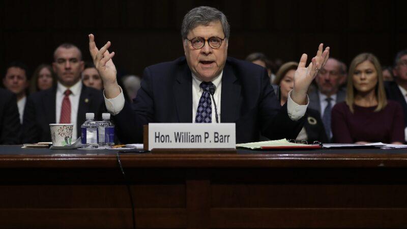 美司法部长指定更多检察官 深入审查俄乌事件