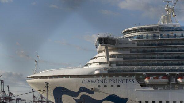 美檢測13名鑽石公主號乘客 11人感染新冠病毒