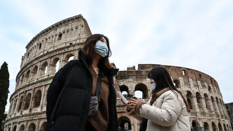 意大利防疫告急 單日增16新冠病毒病例