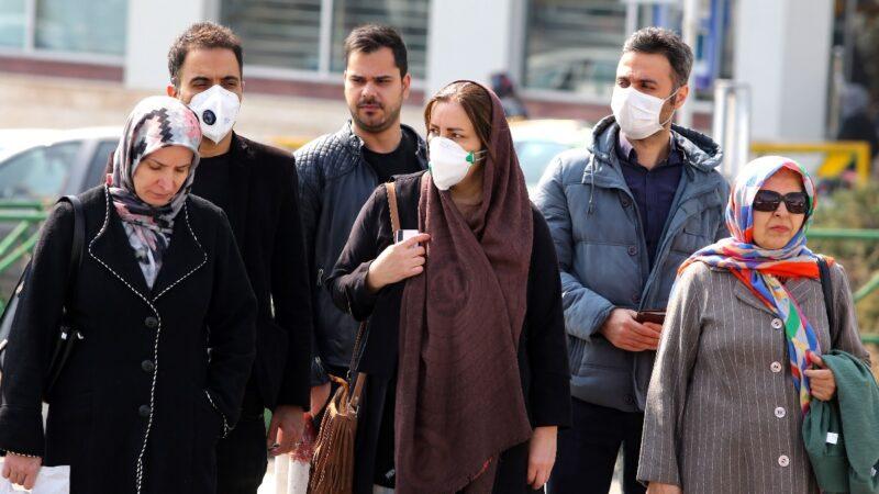 【拍案驚奇】網信辦中招 栗戰書女婿傳感染回京 伊朗政府高層全危