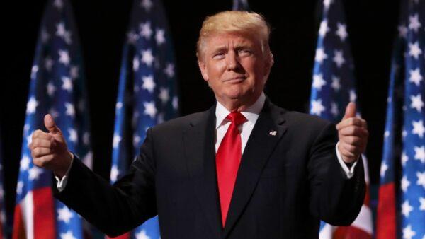 川普贏愛荷華黨內初選 支持率破美歷史紀錄