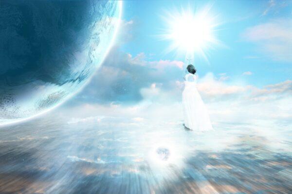 原來「天上方一日 地上已千年」不是神話