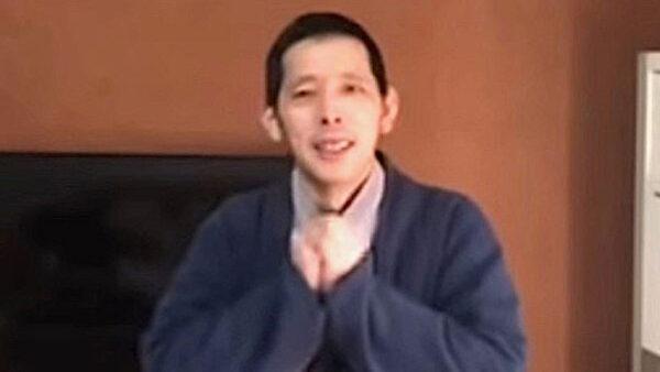 蔡霞呼吁寻找方斌 揭武汉疫情被捕至今下落不明