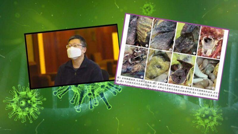 首例新冠死者解剖报告出炉 钟南山吸氧疗法被推翻