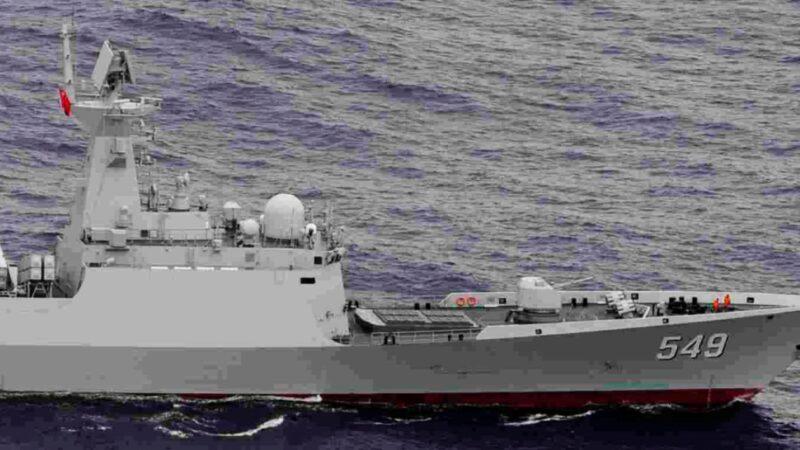 """中共海军""""王牌战舰""""被病毒攻陷 舰长被隔离"""